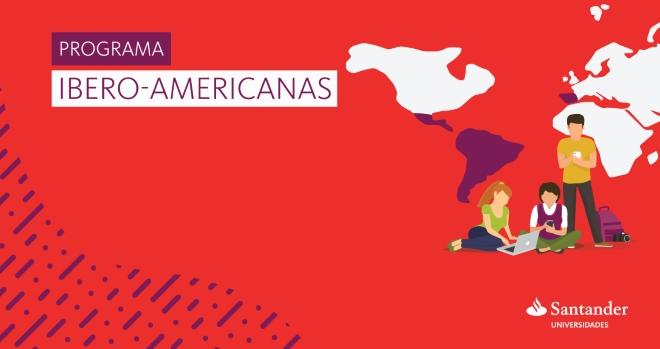 272e4b7ac São 1.070 vagas com subsídio de 3 mil euros em universidades de nove  países, como parte do Programa de Bolsas Ibero-Americanas;