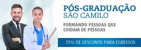 Pós-Graduação | Centro Universitário São Camilo